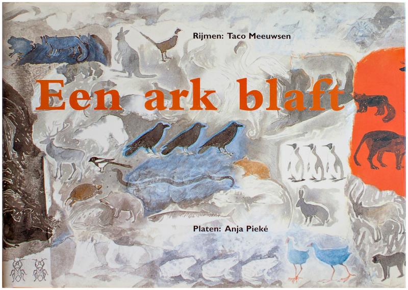EEN ARK BLAFT