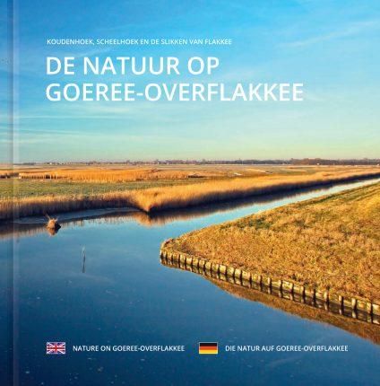 Omslag De natuur op Goeree-Overflakkee