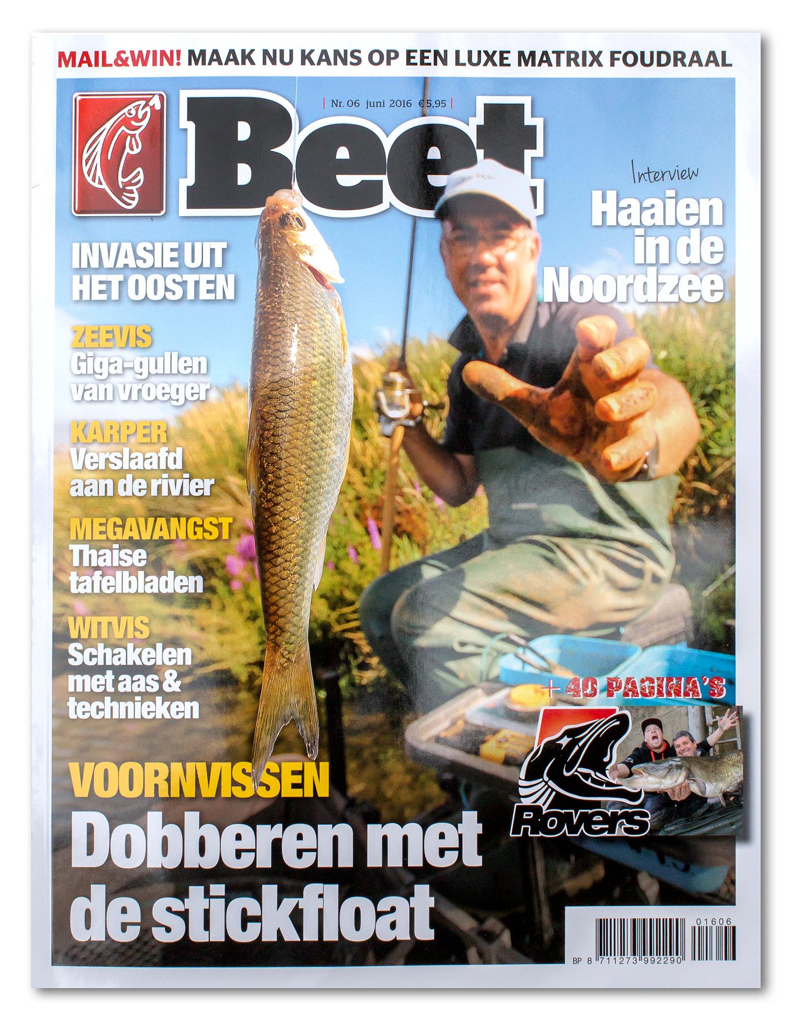 BEET Sportvissersmagazine
