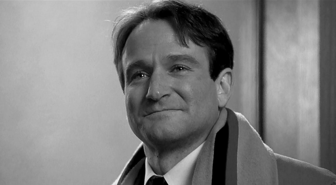 Robin Williams in Dead Poet Society