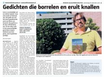 Interview Hellevoetse Post Benno